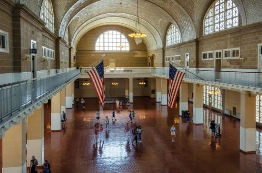 Great Hall, Ellis Island