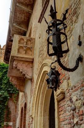 Juliet Balcony, Verona, Italy