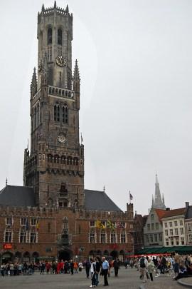 Belfort, Brugge, Belgium