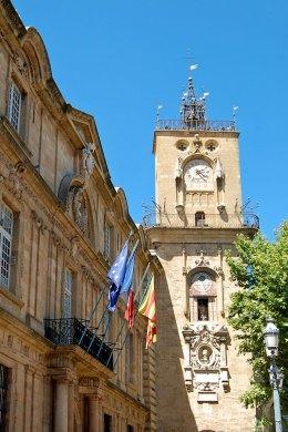 Clock Tower, Aix-en-Provence, France