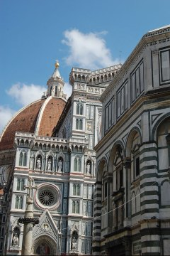 Baptistery and Cathedral, Florence