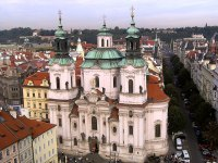 Spires of Prague - St Nicholas (Old Town)