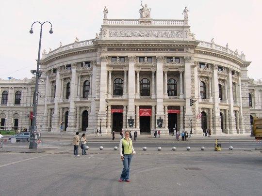 Burgtheater, Vienna