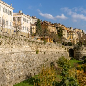 Chasing World Heritage: #118 (Venetian Fortifications at Bergamo)
