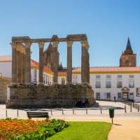 Chasing World Heritage: #129 (Evora)
