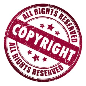 Of copyrights and privacy