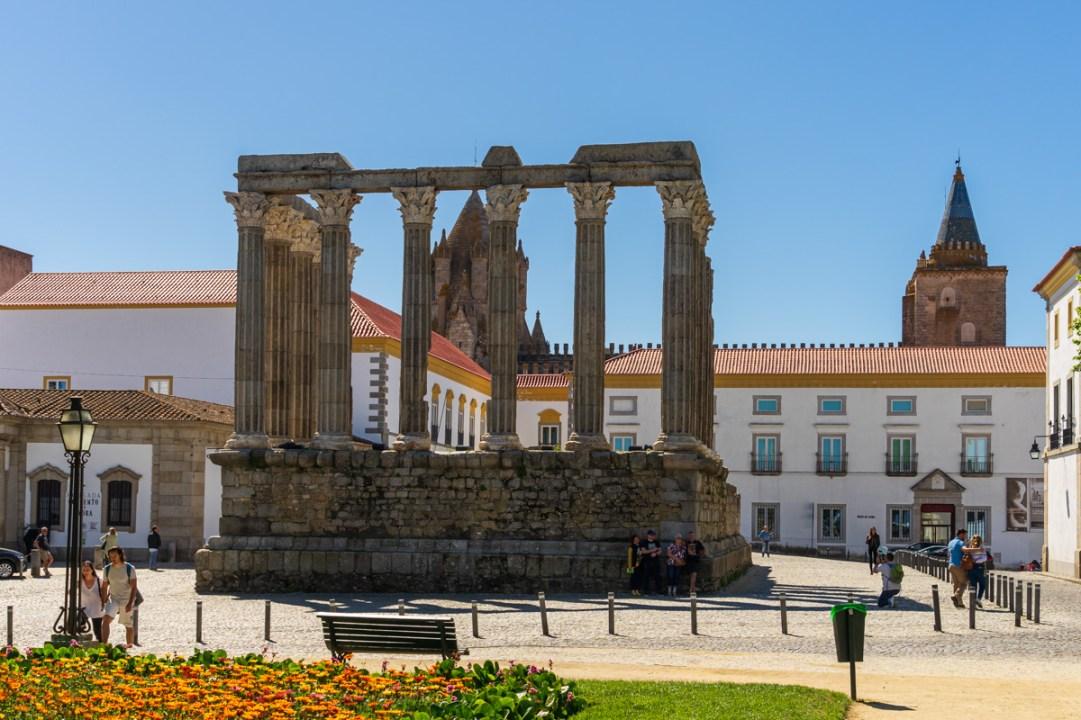 Temple of Diana, Évora