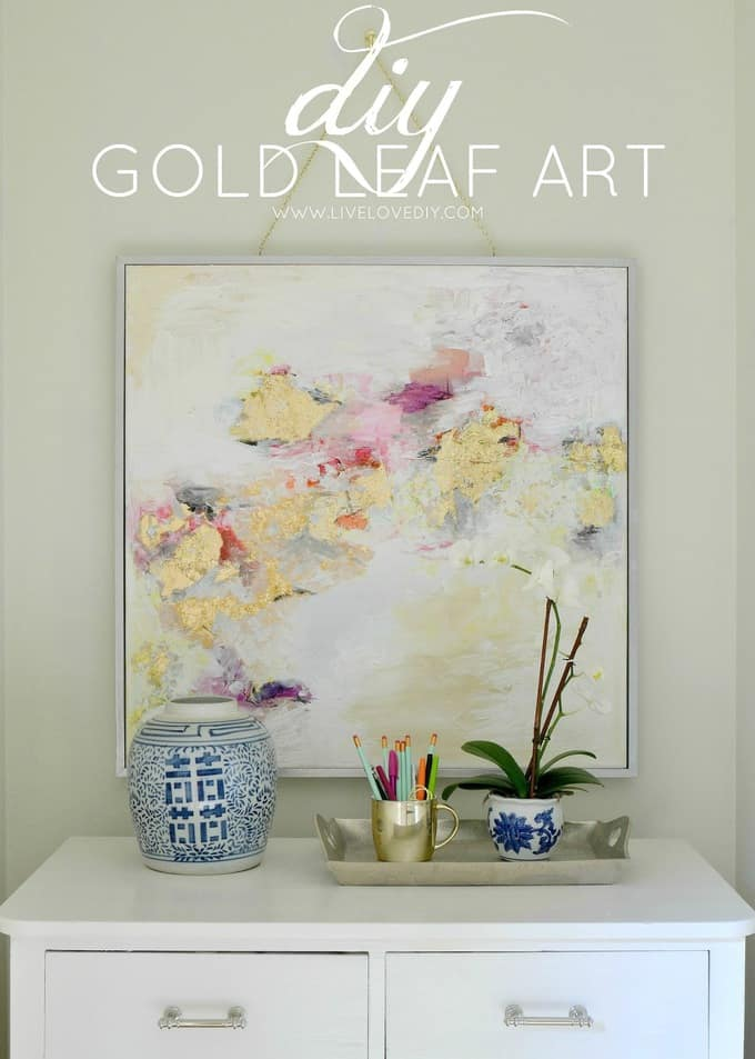 Easy Wall Art Ideas for Your Home on Pinterest Wall Decor  id=58755