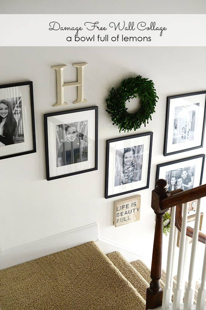 Decorating with Boxwood Wreaths on Picture Hanging Idea  id=35617