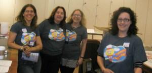 Volunteers at 2015 Burlington Mini Maker Faire