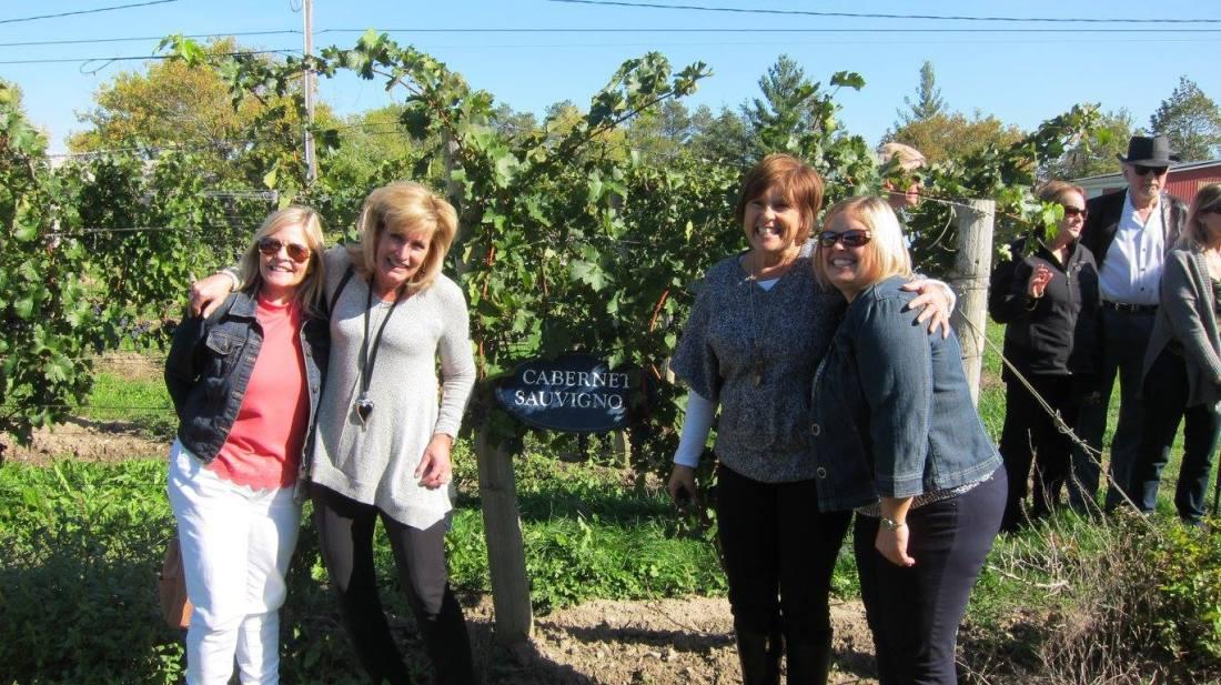 2016 Wine Tour
