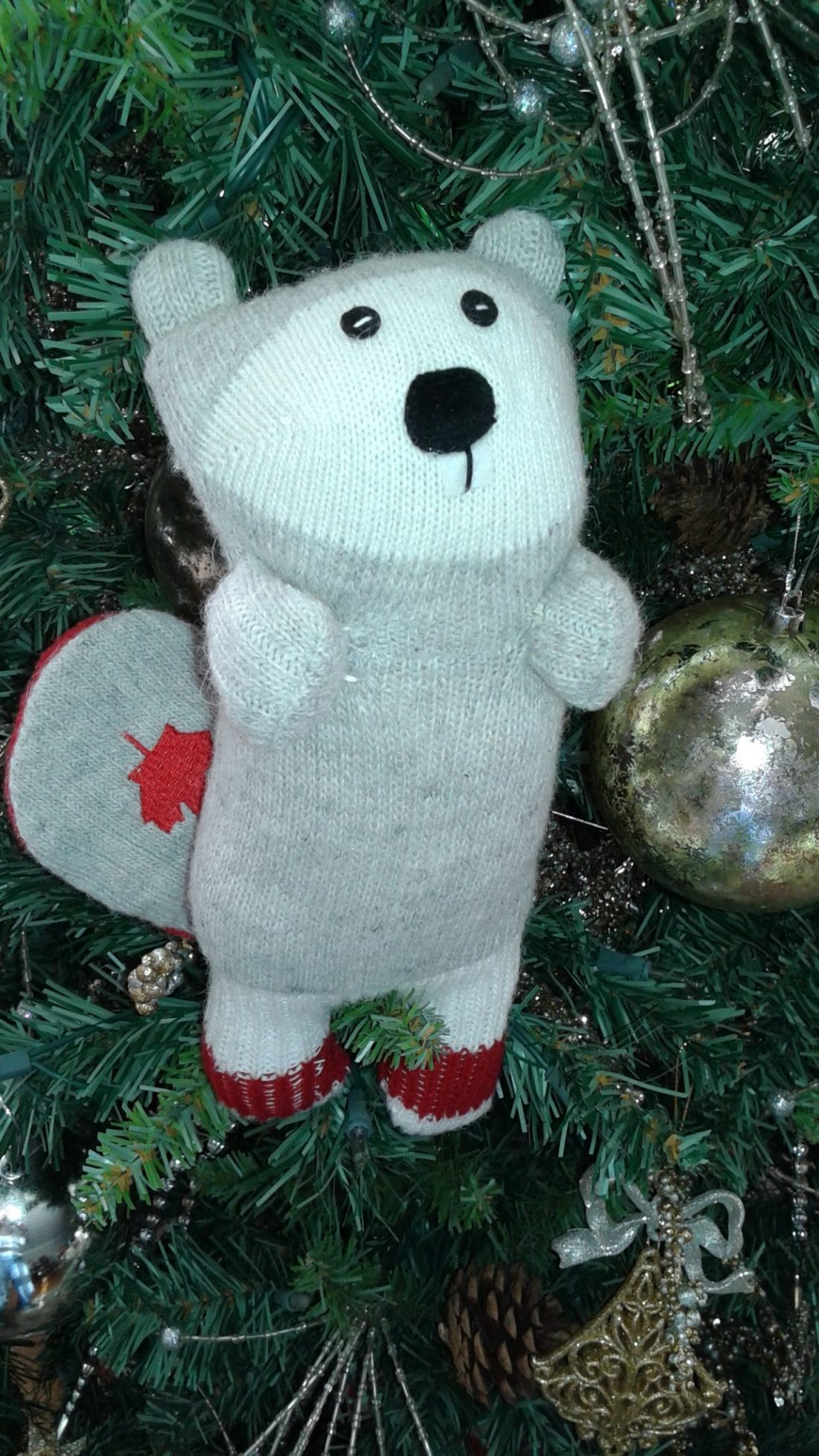 Meet Burl C.A. our BCA Mascot - he's a hockey sock beaver & a burlennial - find him on our Instagram!