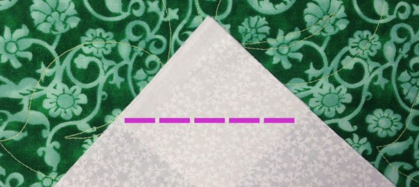 Image of Laurena Longarm Quilting Boston binding strip