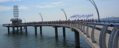 Will the citizens be out marching in the streets along with the Burlington Teen Tour Band when the city announces they have settled all the pier related lawsuits in a closed mediation session?