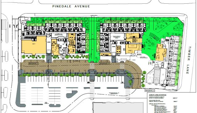 June 2020 site plan