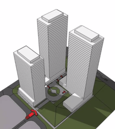 option 1 3 towers