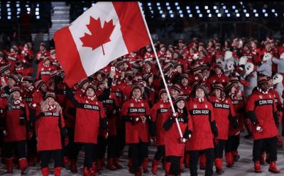 Olympics - Canada
