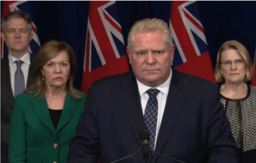 Ford Apr 12 schools closed
