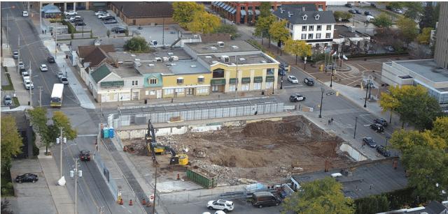 Gallery under construction