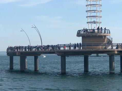 Saturday Pier