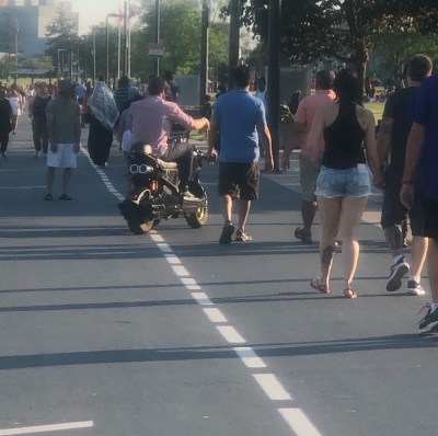 saturday pathwat promenade