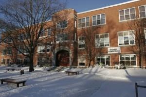 Central High school