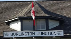 Freeman Junction sign BEST