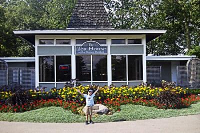 RBG Turner tea-house