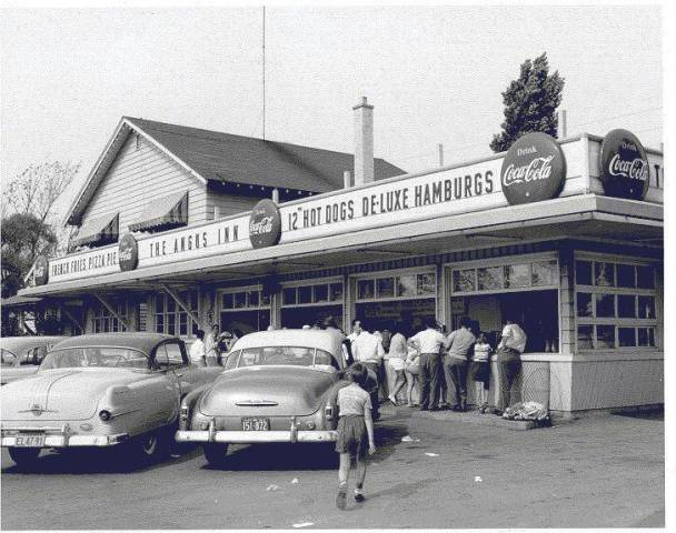 Burlington Beach, ca 1955