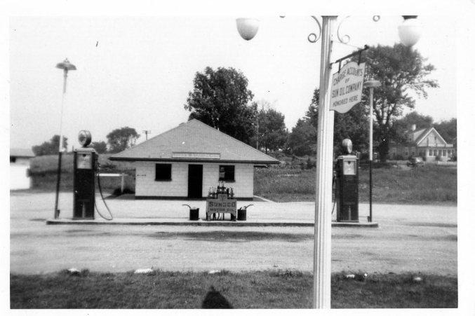 Turner's Sunoco Station, Burlington MA