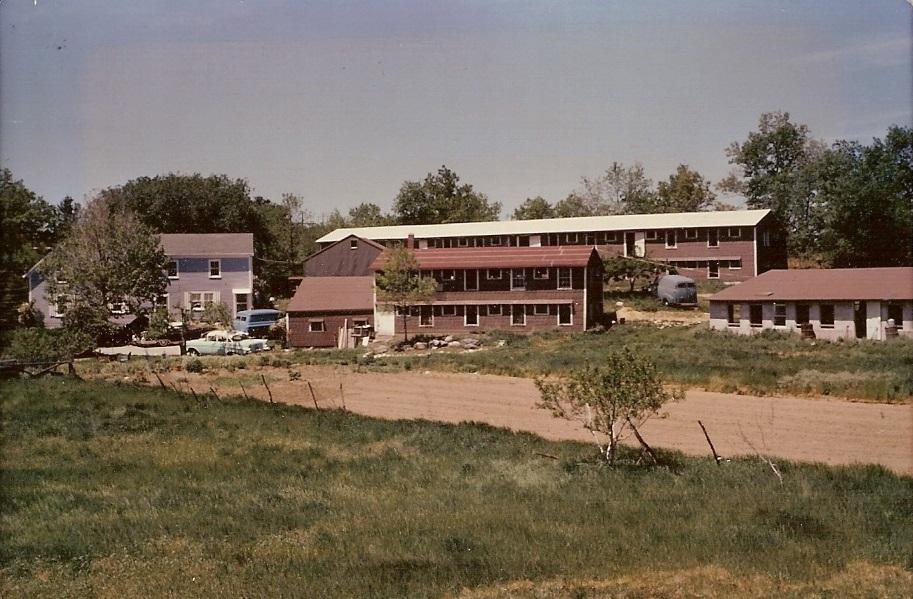 Cabral's Farm, currently Sparhawk Drive off Locust Street, Burlington MA