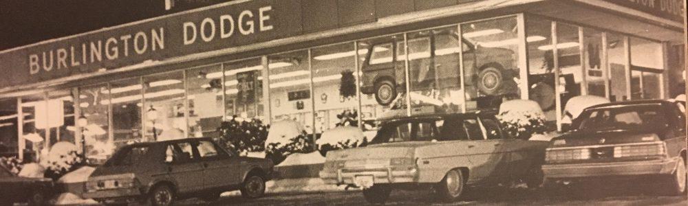 Burlington Dodge, Burlington, MA
