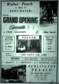Burlington Texaco, Burlington, MA