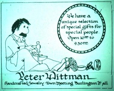 Peter Wittman jewelry Burlington MA