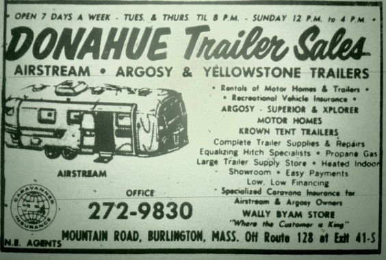 Donahue Trailer Burlington MA