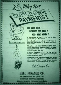 Bell Finance, Burlington MA