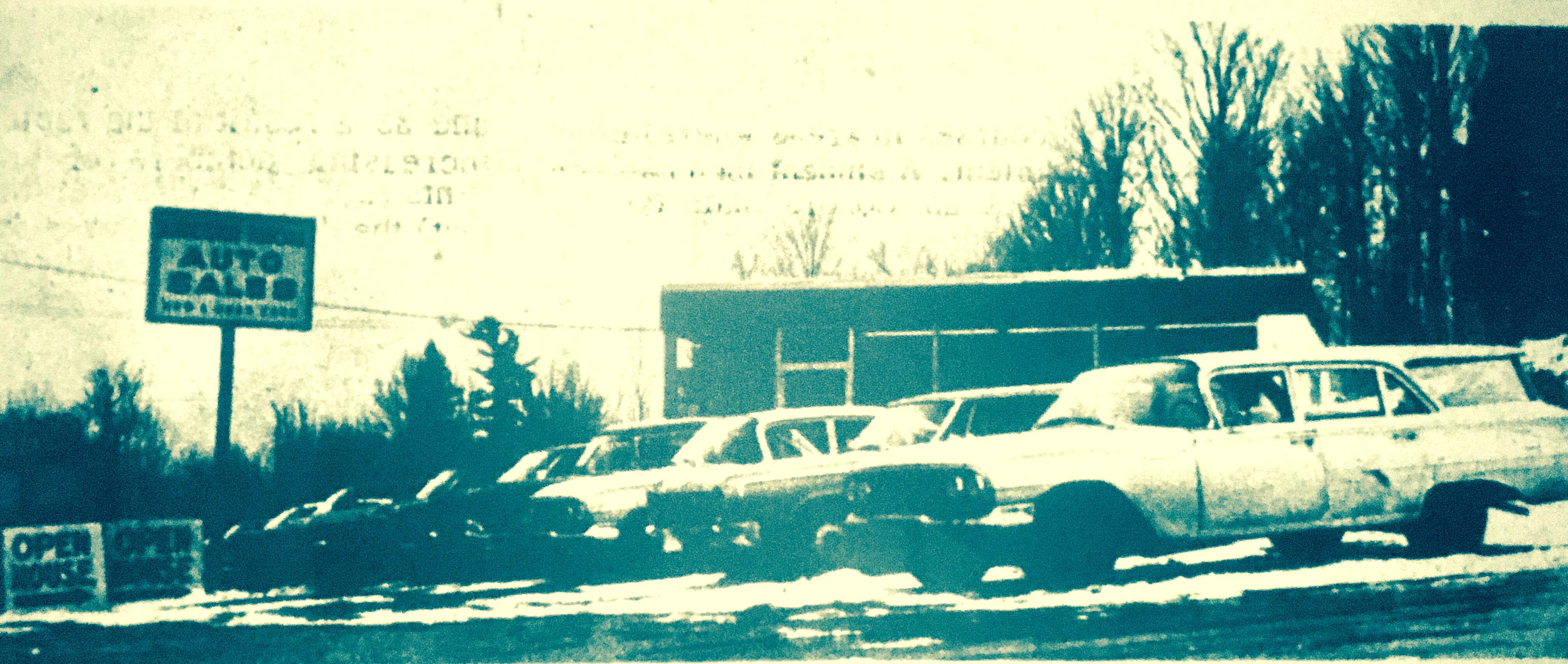 Herb Chambers Honda >> Namesakes: Lincoln Knoll Lane – Burlington Retro