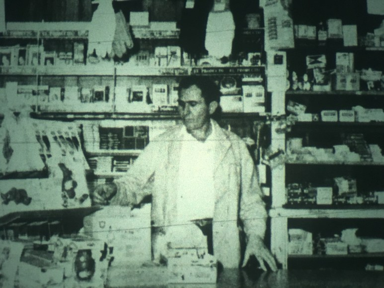 Town Grocery interior Burlington MA