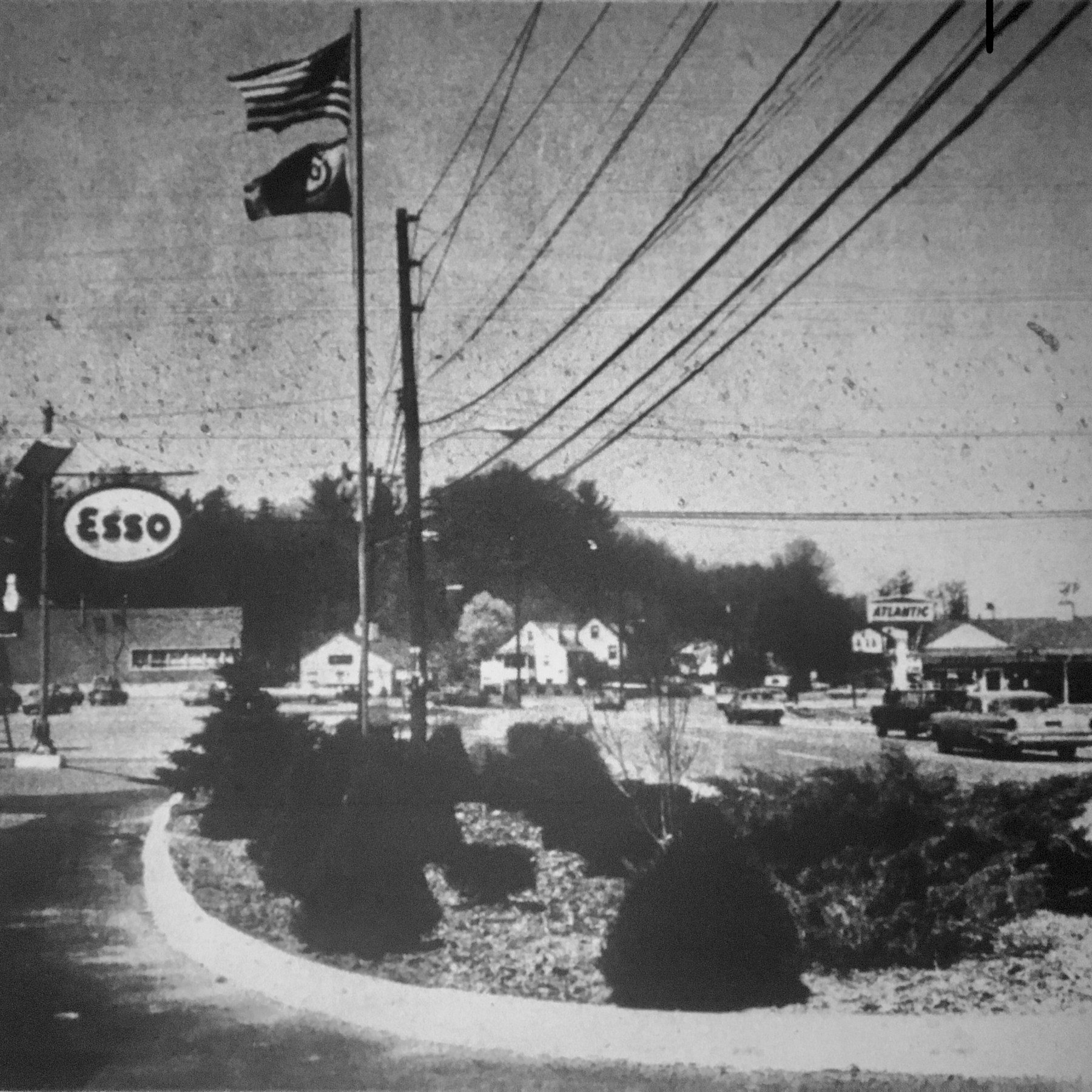 Esso and Atlantic Burlington MA