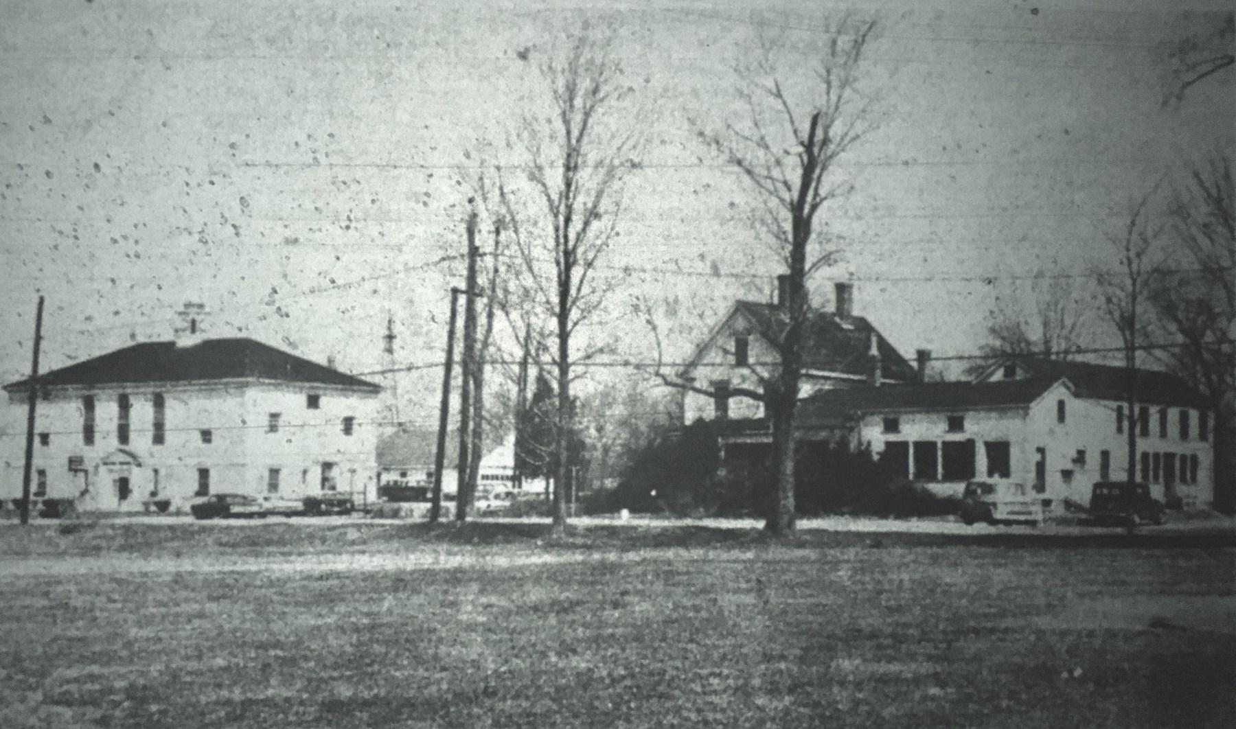 Burlington common buildings