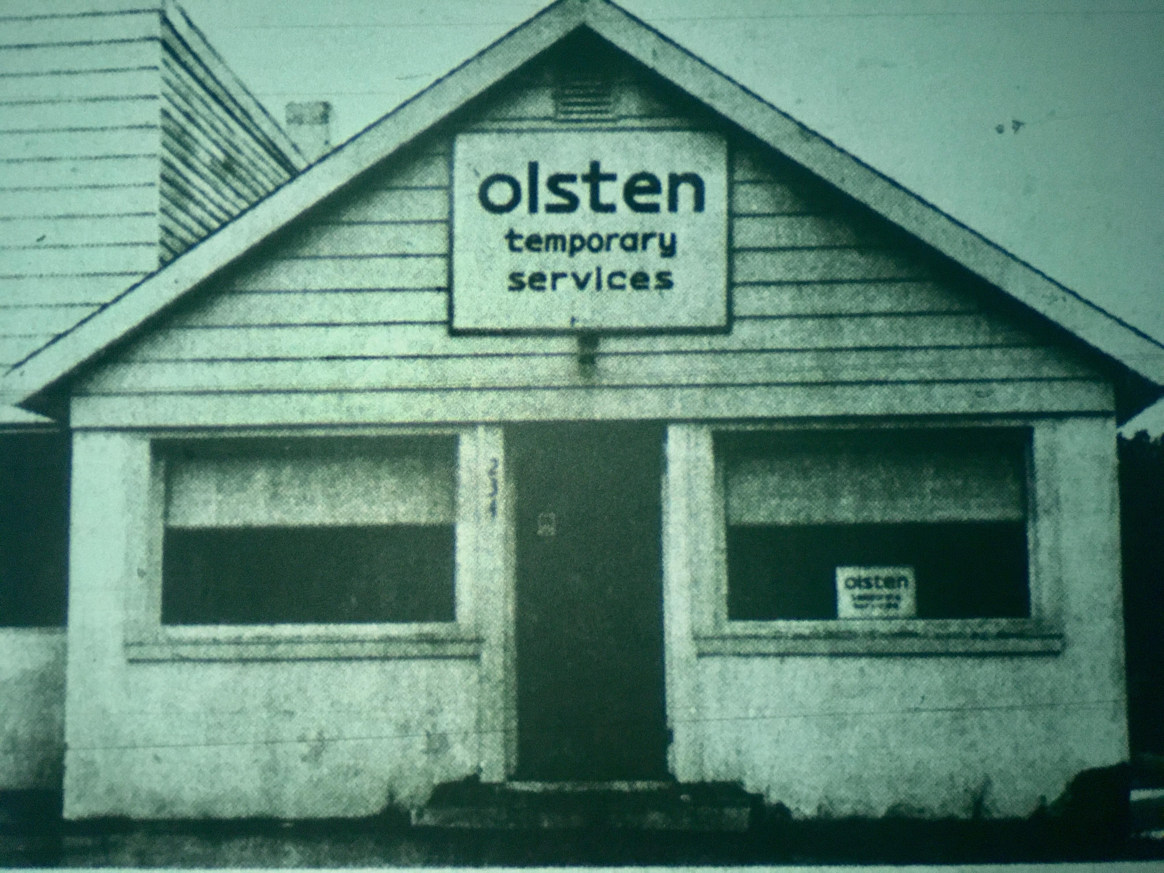 Olsten Temporary Services Burlington