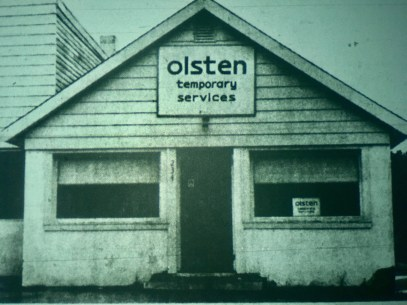 Olsten Temporary Services Burlington