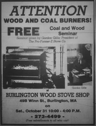 Burlington Wood Stove Shop