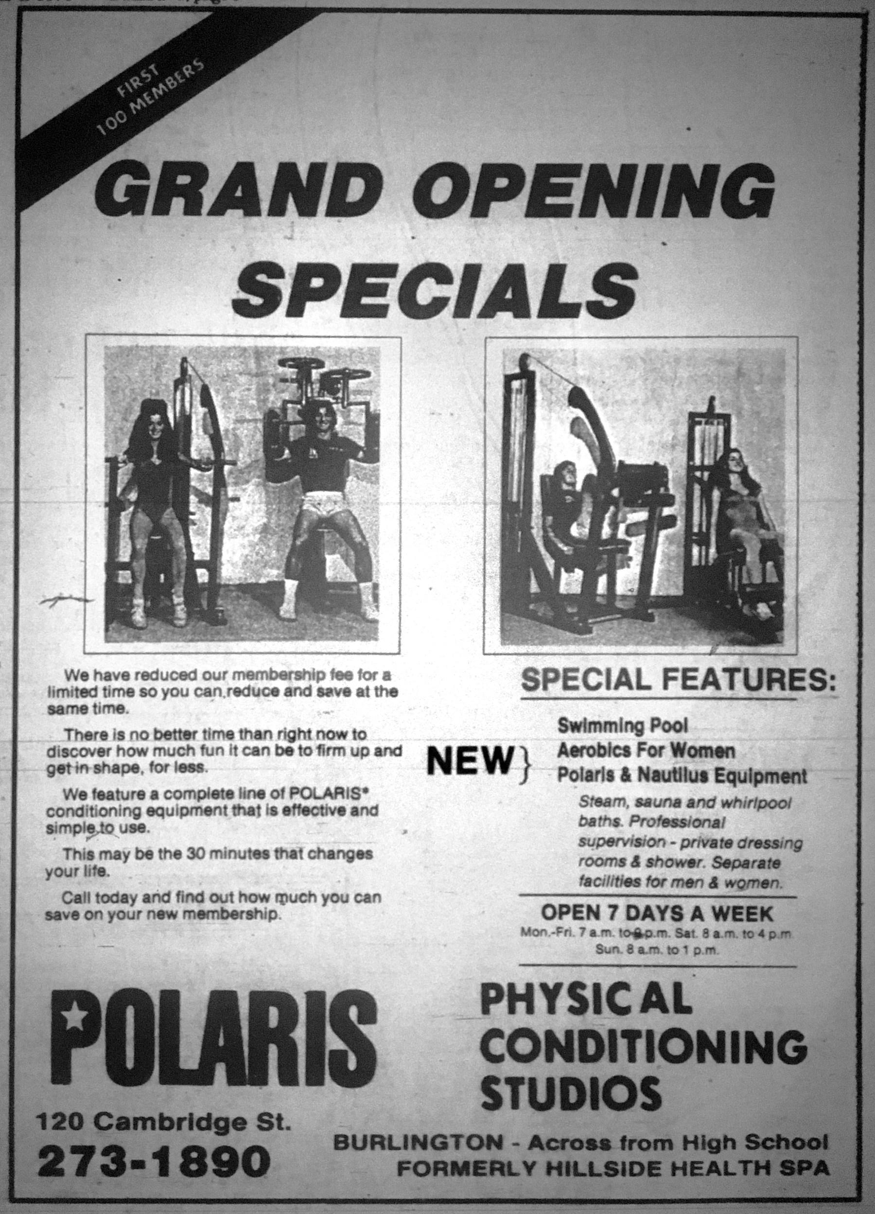 Polaris Burlington MA