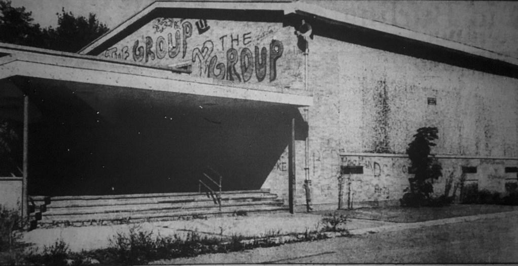 Meadowbrook School abandoned