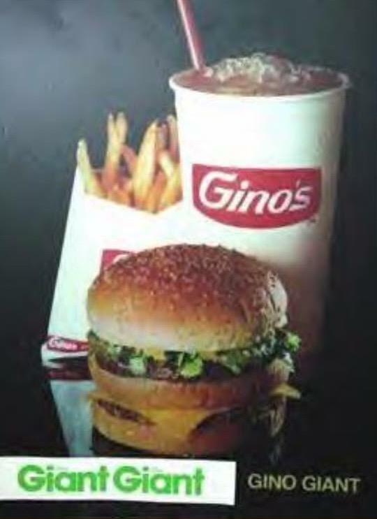 Gino's, Burlington MA
