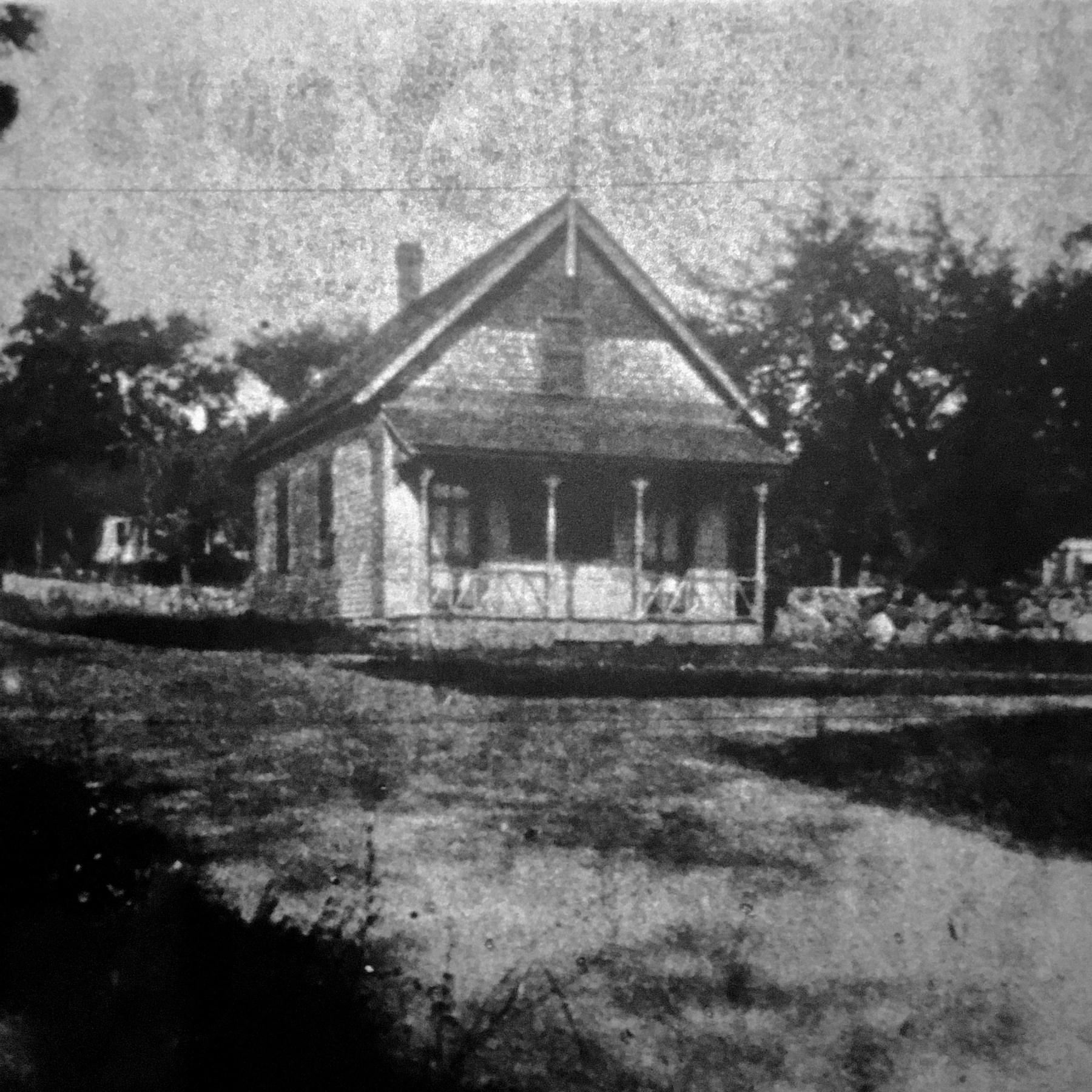 North School, 1890