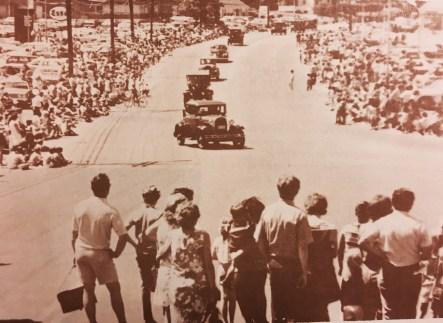 July 4 parade 1970