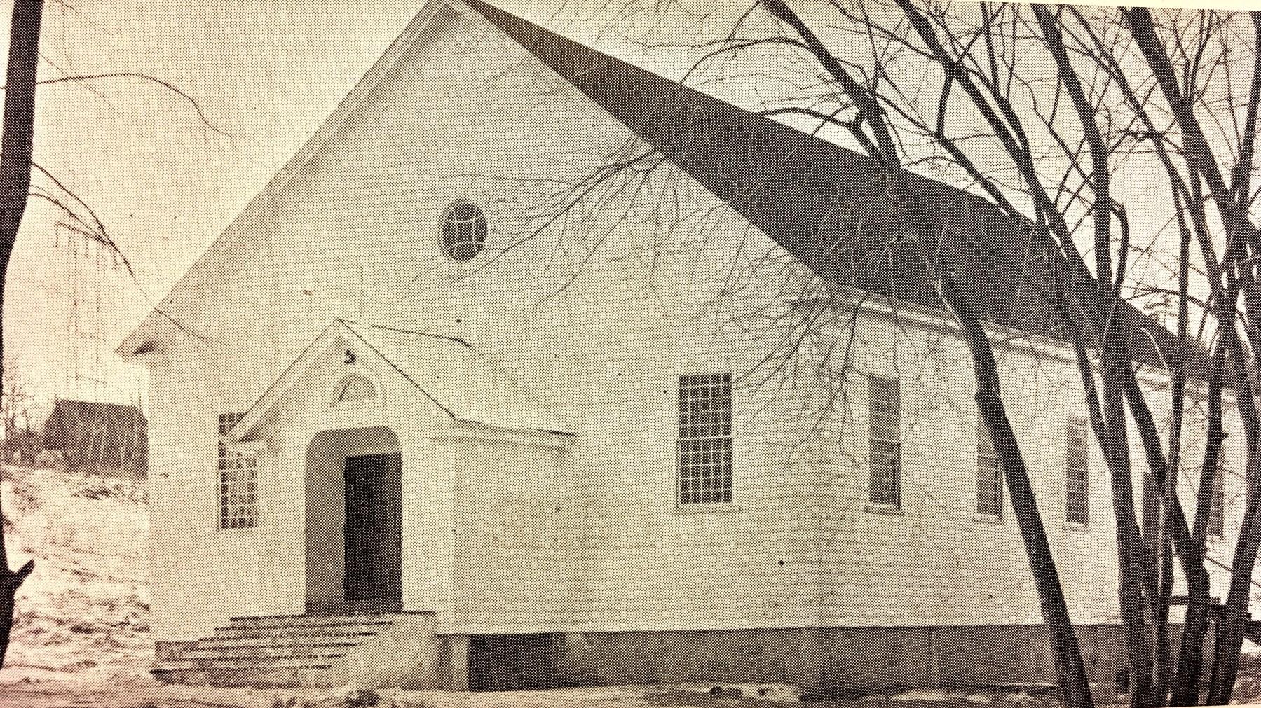 St. Margaret's triangle location Burlington MA