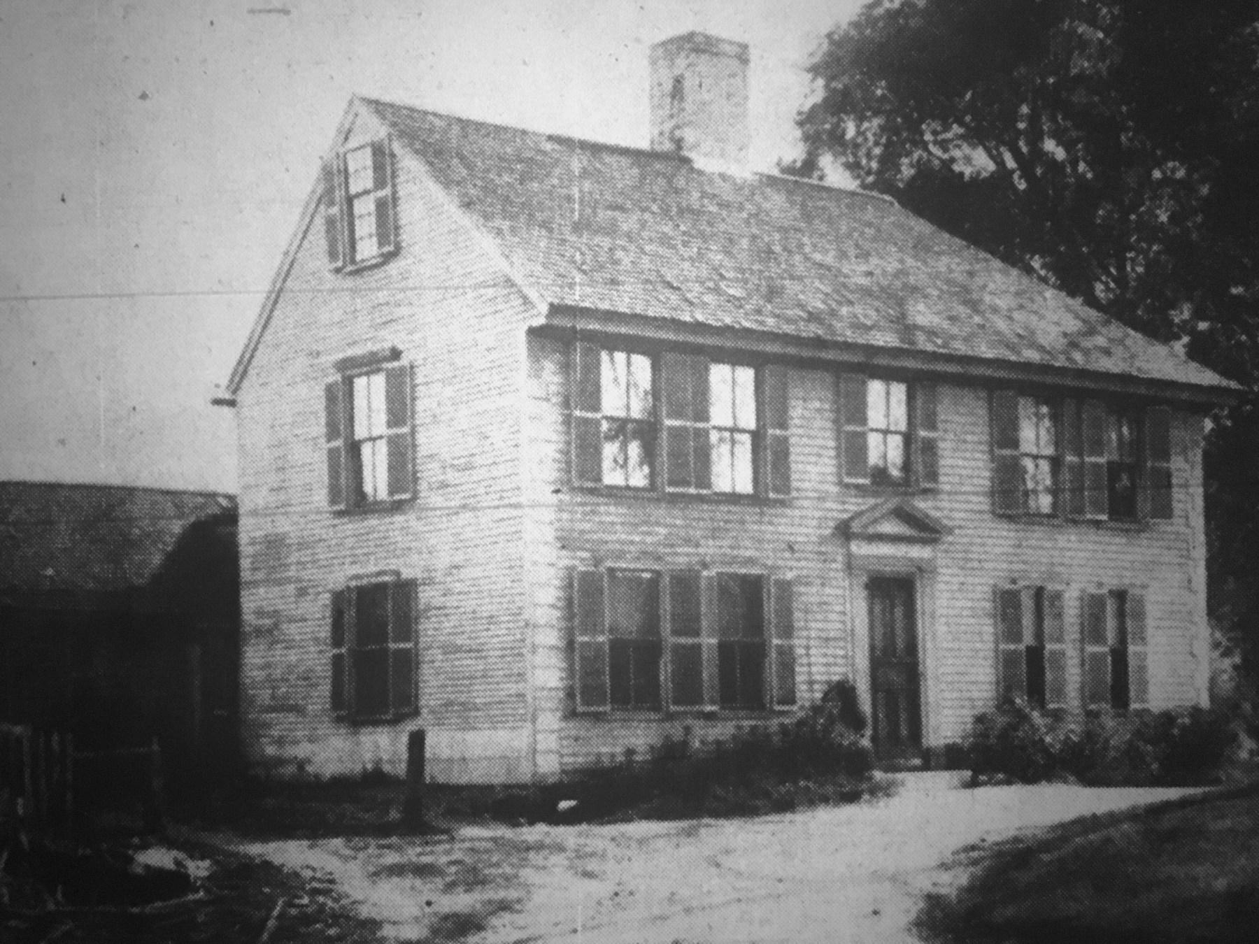 Sewall House